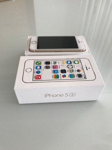 iphone 5s,gold/ouro,16gb,apple,seminovo,original eacessórios