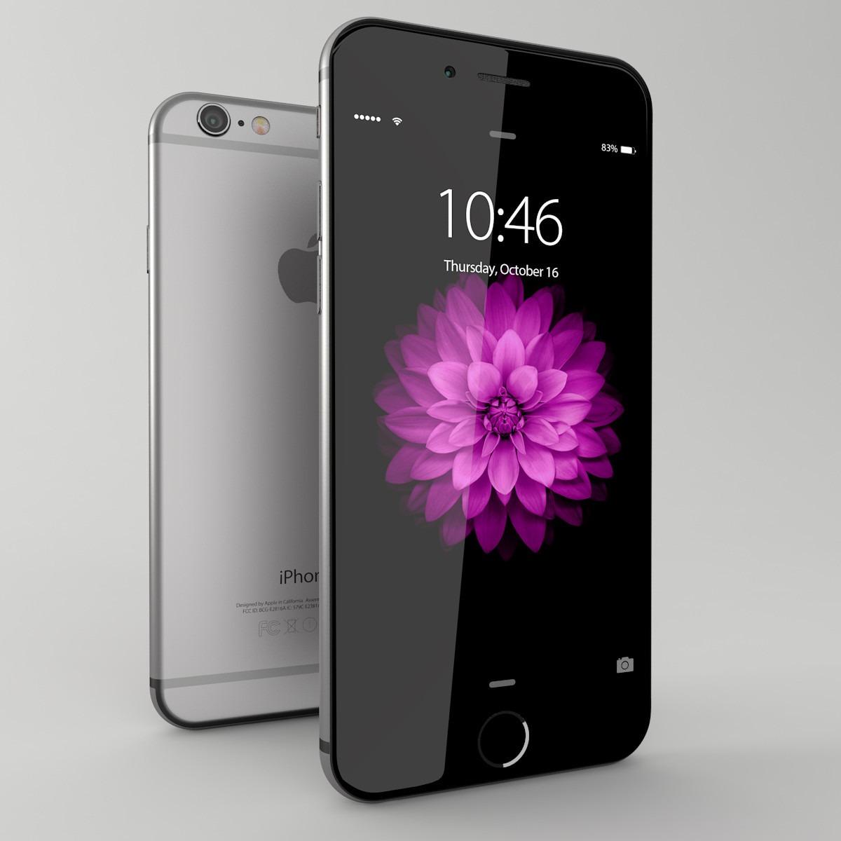 iphone 6 128gb 4g lte apple libre nuevo gray silver extras s en mercado libre. Black Bedroom Furniture Sets. Home Design Ideas