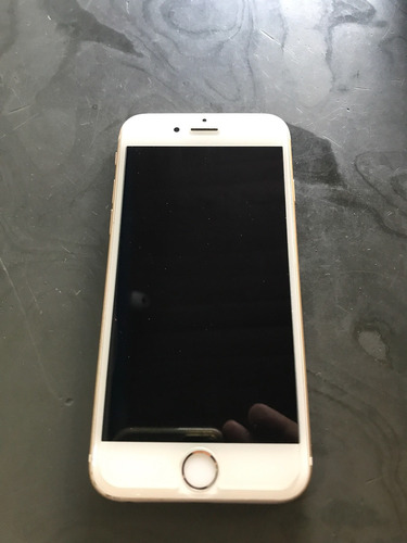 iphone 6 128gb branco pegou água