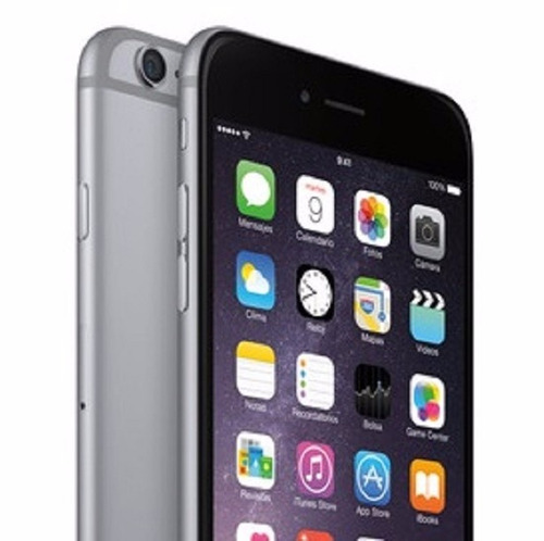 iphone 6 16 gb 4g lte  + hasta 12 pagos + regalo reloj d9