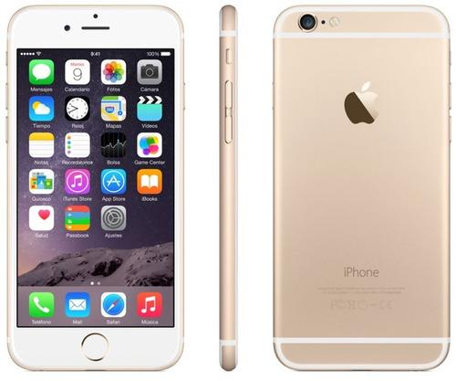 iphone 6 16 gb estetica del 98%  de exhibición + regalo