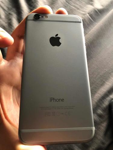 iphone 6 16 gb, impecable, estética 9.5 /10