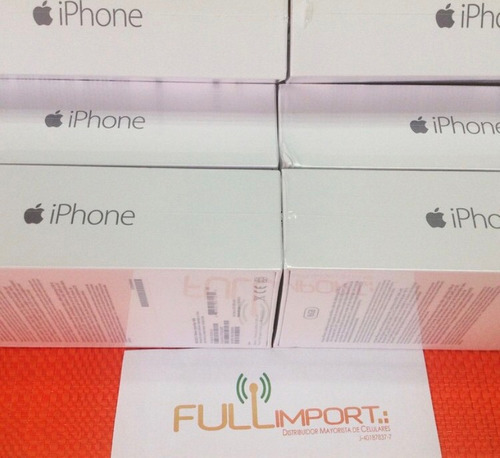 iphone 6 16 gb nuevo sellado 4g lte