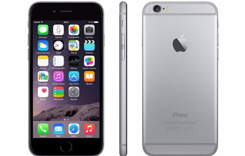 iphone 6 16gb 4g lte space gray mas obsequios