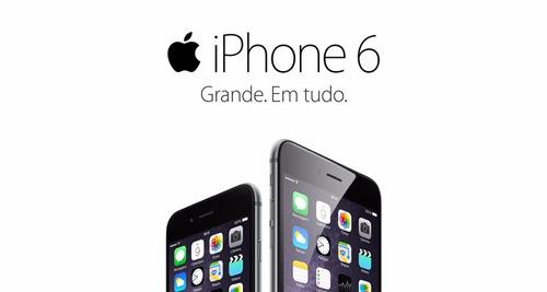 iphone 6 16gb 4g novo original garantia nf lacrado+usb extra