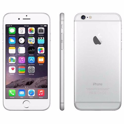 iphone 6 - 16gb 4g - original apple - nuevo