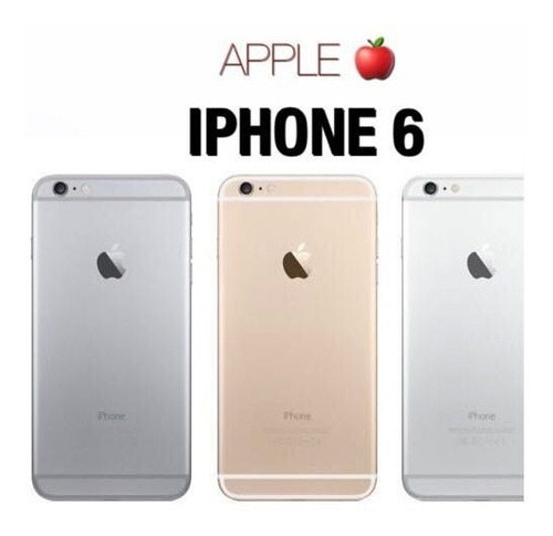 iphone 6 16gb 6s 7 8 plus 64gb xr xs 256gb nuevos sellado
