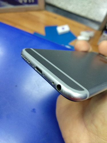 iphone 6 16gb, a toda prueba,miren mi reputacion