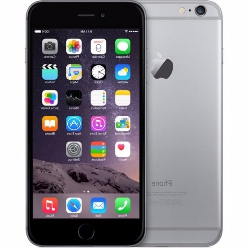 iphone 6 16gb apple 4,7'' space gray novo + garantia 1 ano