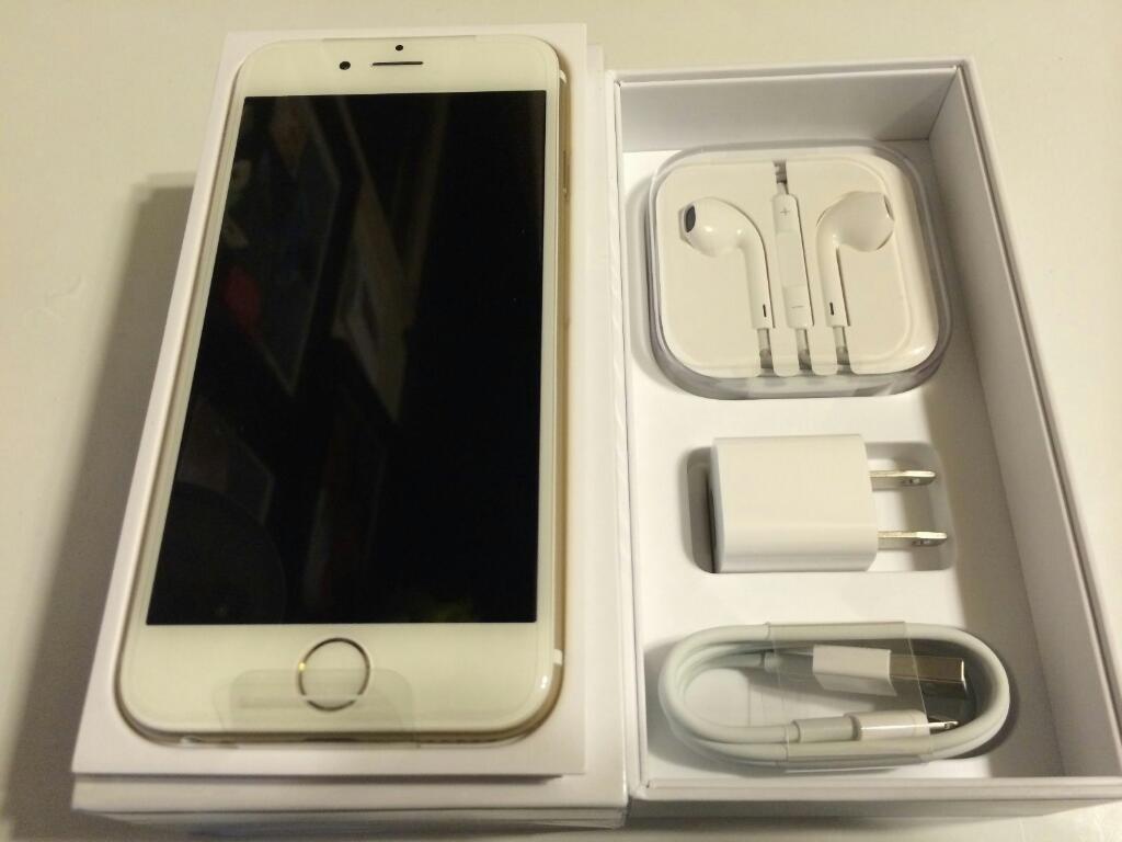 d71610886 iPhone 6 16gb Apple Nuevo En Caja Original Teléfono Celular - Bs.  180.000,00 en Mercado Libre