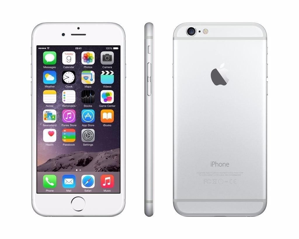 iphone 6 16gb apple original nf 12 meses garantia r. Black Bedroom Furniture Sets. Home Design Ideas