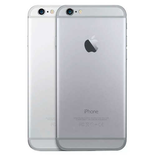 iphone 6 16gb completo caja original spo 12 pagos s/r loi