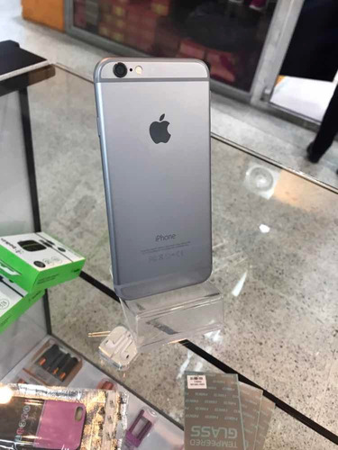 iphone 6 16gb + garantia somos tienda