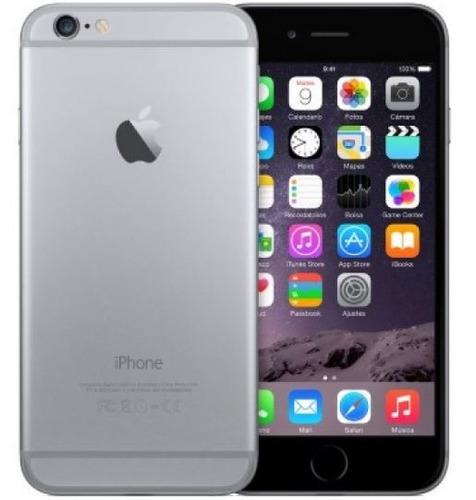 iphone 6 16gb gray space grado estetico 9 de 10 -   ce146