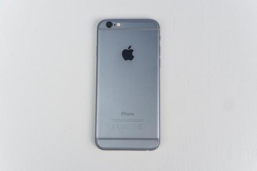iphone 6 16gb gris espacial, lector de huellas, full hd