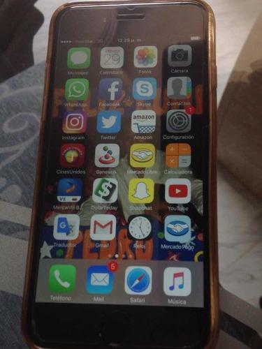 iphone 6 16gb gris espacial, liberado. no acepto cambios .
