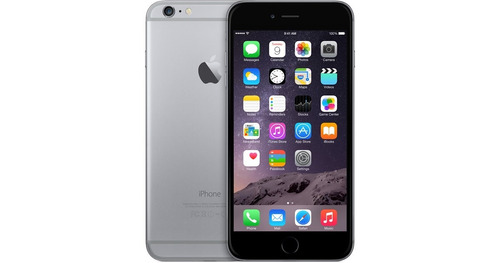 iphone 6 16gb libre de fabrica color gris en stock
