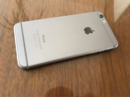 iphone 6 16gb libre permuto