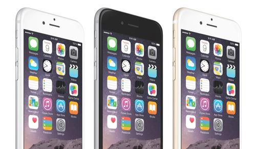 iphone 6 16gb lte 4g libres nuevos caja sellados
