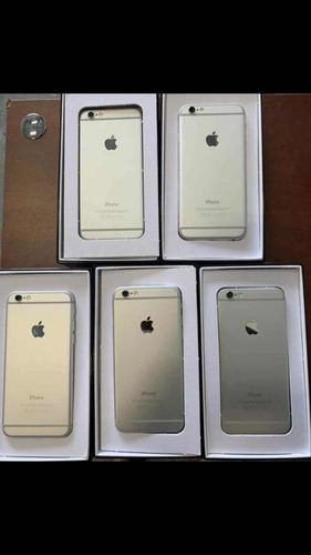 iphone 6 16gb nuevos con cargador