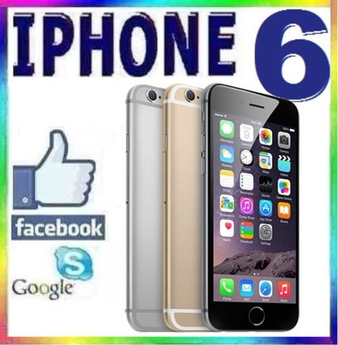oferta regalo iphone 6