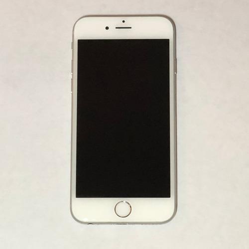 iphone 6 16gb original liberado como nuevo blanco silver