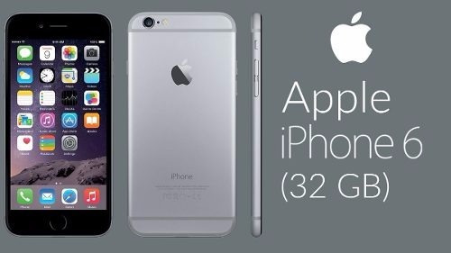 iphone 6 32gb apple 4g nf 12x s/ juros garantia 1 ano apple