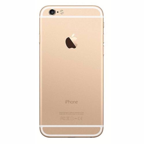 iphone 6 32gb dourado tela 4.7 4g nf