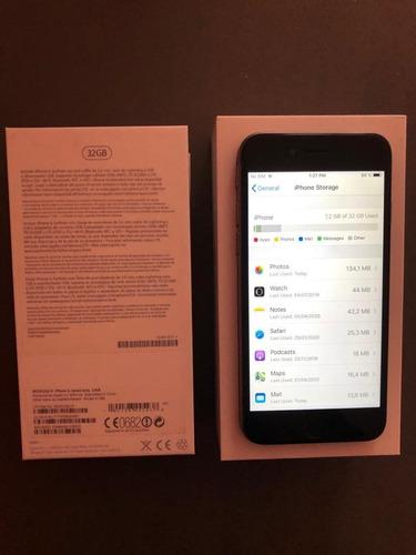 iphone 6 32gb gris espacial - muy bueno!!!!!!!!!!