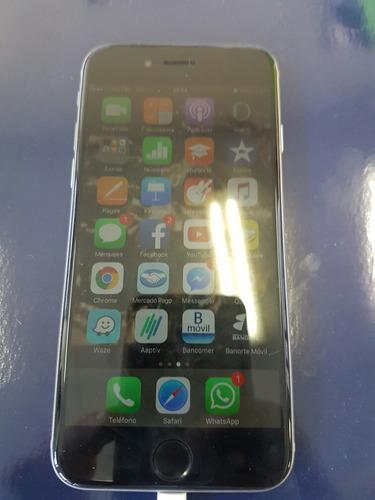 iphone 6 32gb  telcel negociable