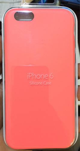 iphone 6 6+ 6s 6s+ funda original color rosa
