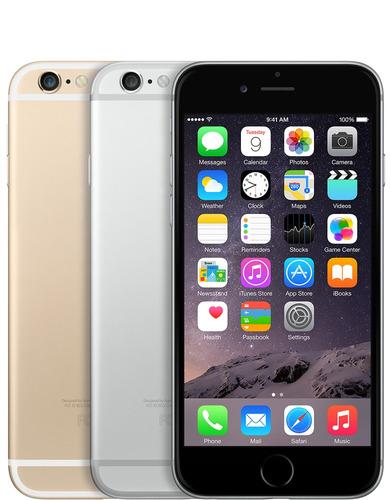 iphone 6 64 gb 4g lte libre toda empresa sellado