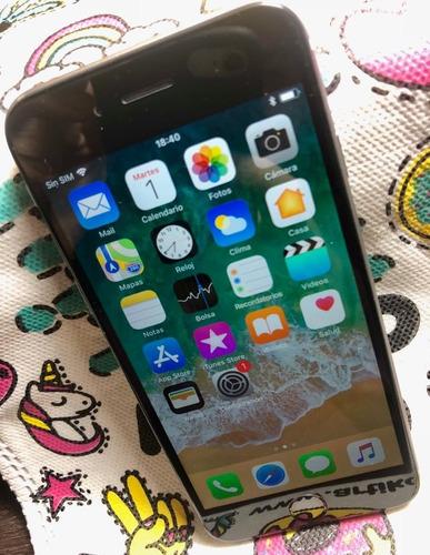 iphone 6 64 gb liberado de fabrica spacegray + accesorios