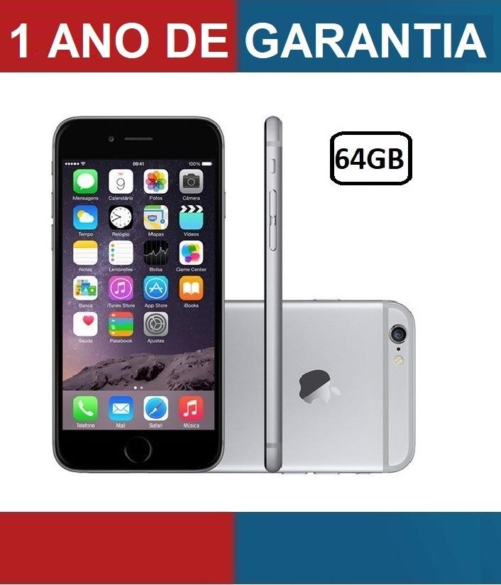 1e7946daf iphone 6 64 gb novo c  nf lacrado garantia 1 ano aproveite!! Carregando zoom .
