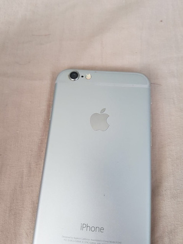 iphone 6 64 gb plateado