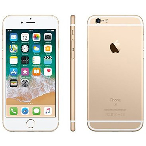 iphone 6 64gb apple tela 4,7 garantia + 2 brindes
