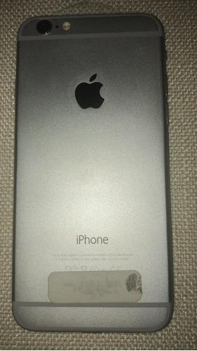 iphone 6 64gb casi nuevo negociable