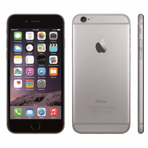 iphone 6 64gb cinza espacial (lacrado) 12meses garantia