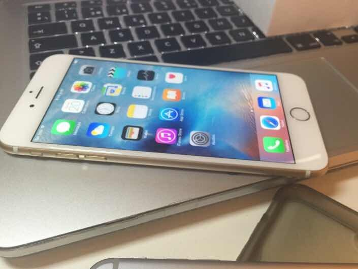 29027aaaf88 iPhone 6 64gb Dorado (no Funciona Cámara) Cargador Original ...