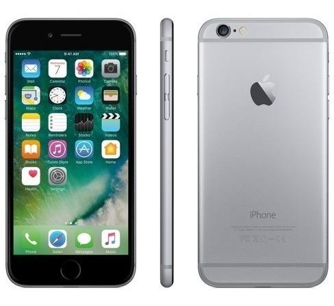 iphone 6 64gb excelente estado sin detalles (210)