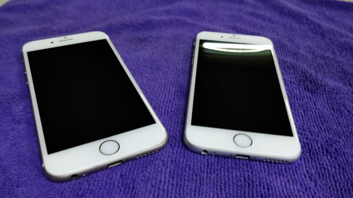 0a7ea686186 iPhone 6 64gb Libre De Fabrica - $ 2,500.00 en Mercado Libre