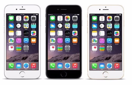 iphone 6 64gb, lte liberado, refabricado, space gray apple