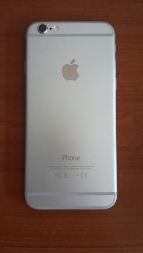 iphone 6 64gb silver liberado impecable
