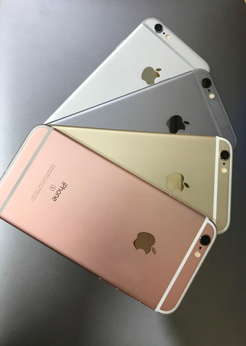 iphone 6 6s 16gb-64gb-128gb  g a r a n t i a + r e g a l o !