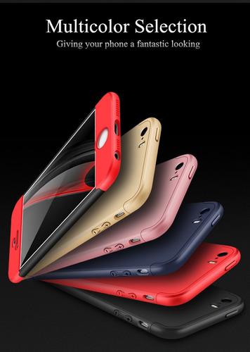 iphone 6 6s 6plus  7 7plus funda case 360° protector