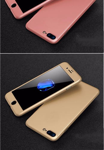 iphone 6 6s 6plus  7 7plus funda case 360° protector
