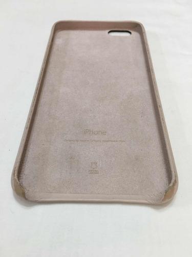 iphone 6 6s plus piel case rosa palo protector funda origin