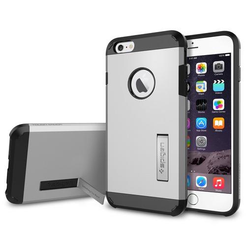 iphone 6 6s protector estuche carcaza spigen armor + screen