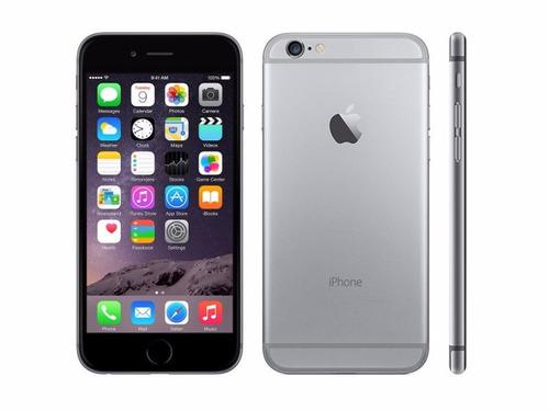 iphone 6 color negro (excelente estado)