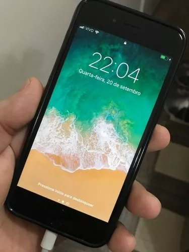 iphone 6 com 16 gb -ios 12 - anatel - apple - original